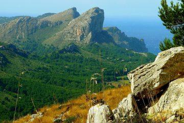 Wandelen op Mallorca - zon en bergen wisselen elkaar af
